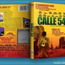 Cine: CALLE 54 ** DE FERNANDO TRUEBA CON MICHEL CAMILO,TITO PUENTE, BEBO VALDÉS, CACHAO ** COMO NUEVA **. Lote 92781734