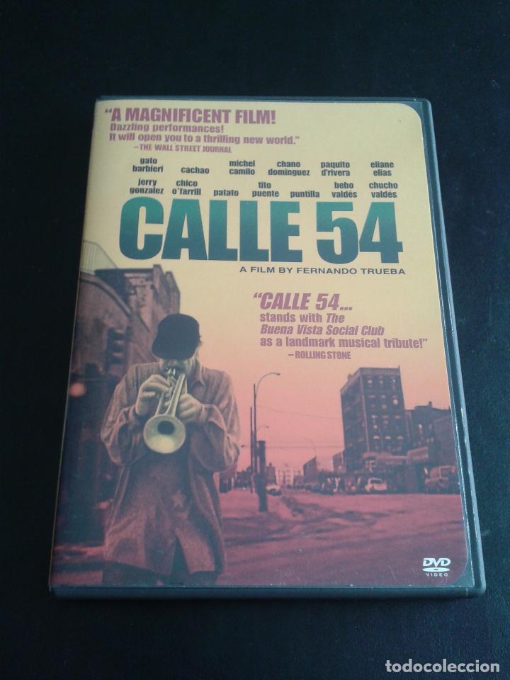 Cine: Calle 54 ** de Fernando Trueba con Michel Camilo,Tito Puente, Bebo Valdés, Cachao ** COMO NUEVA ** - Foto 3 - 92781734
