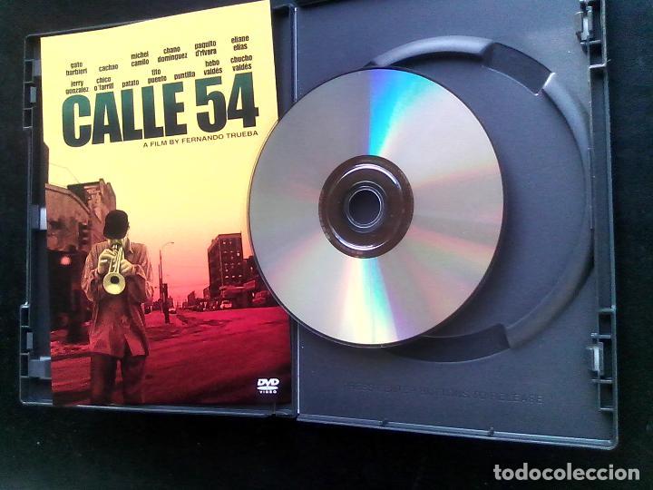 Cine: Calle 54 ** de Fernando Trueba con Michel Camilo,Tito Puente, Bebo Valdés, Cachao ** COMO NUEVA ** - Foto 4 - 92781734