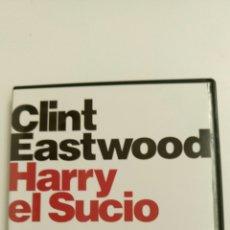 Cine: HARRY EL SUCIO, CON CLINT EASTWOOD, LA PRIMERA DE LA SAGA DE 5.. Lote 79107565