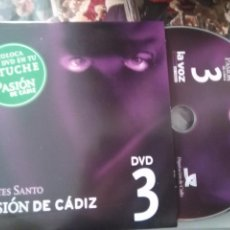 Cine: DVD SEMANA SANTA CADIZ PASION - N 3 MARTES SANTO . Lote 79209957