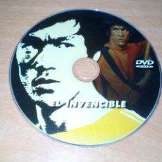Cine: EL INVENCIBLE - BRUCE LEE - PELICULA DVD ACCION. Lote 79492941