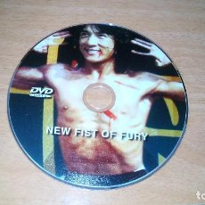 Cine: NEW FIST OF FURY - JACKIE CHAN - DVD ACCION . Lote 79493549