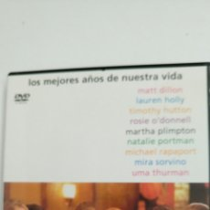 Cine: BEAUTIFUL GIRLS, LOS MEJORES AÑOS DE NUESTRA VIDA.. Lote 79857175