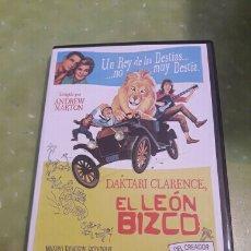 el leon bizco ( dvd como nuevo )