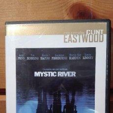 Cine: 'MYSTIC RIVER' DVD -2003- DIR. CLINT EASTWOOD * SEAN PENN, TIM ROBBINS, KEVIN BACON *. Lote 79979469