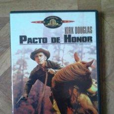 Cine: PACTO DE HONOR - DIR. ANDRE DE TOTH - CON KIRK DOUGLAS WALTER MATTHAU. Lote 80062053