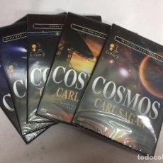Cine: 5 DVDS- COSMOS. CARL SAGAN. Lote 80091337