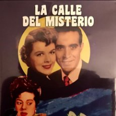 Cine: LA CALLE DEL MISTERIO.CINE NEGRO DE JOHN STURGES CXON RICARDO MONTALBAN-FILM NO ESTRENADO EN ESPAÑA. Lote 80283221
