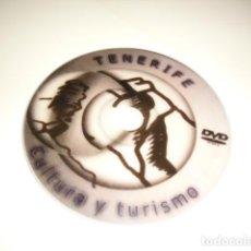 Cine: CD TENERIFE CULTURA Y TURISMO SIN CARATULA SOLO CD BAL-4. Lote 80293493