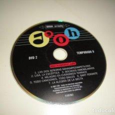 Cine: DVD DVD LOS SIMPSON DVD 2 TEMPORADA 9 SIN CARATULA SOLO CD BAL-4. Lote 80294165