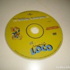 Cine: DVD LA TRANQUILA FERIA DE CAMPO NUEVAS AVENTURAS DE EL PAJARO LOCO SIN CARATULA SOLO CD BAL-4. Lote 80294261