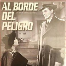 Cine: AL BORDE DEL PELIGRO-REPITE EL TRIO DE LAURA:.OTTO PREMINGER, DANA ANDREWS Y GENE TIERNEY. Lote 80338685