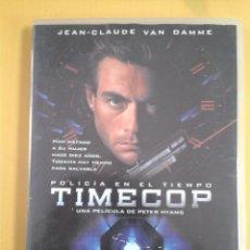 Cine: TIMECOP (VAN DAMME). Lote 80347197