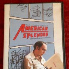 Cine: AMERICAN SPLENDOR (DVD EDICIÓN USA). Lote 80389725