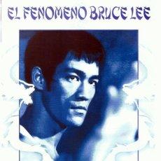 Cine: DVD EL FENOMENO BRUCE LEE . Lote 80425341