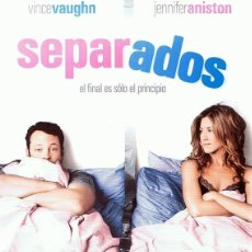 Cine: DVD SEPARADOS VINCE VAUGHN. Lote 80426929