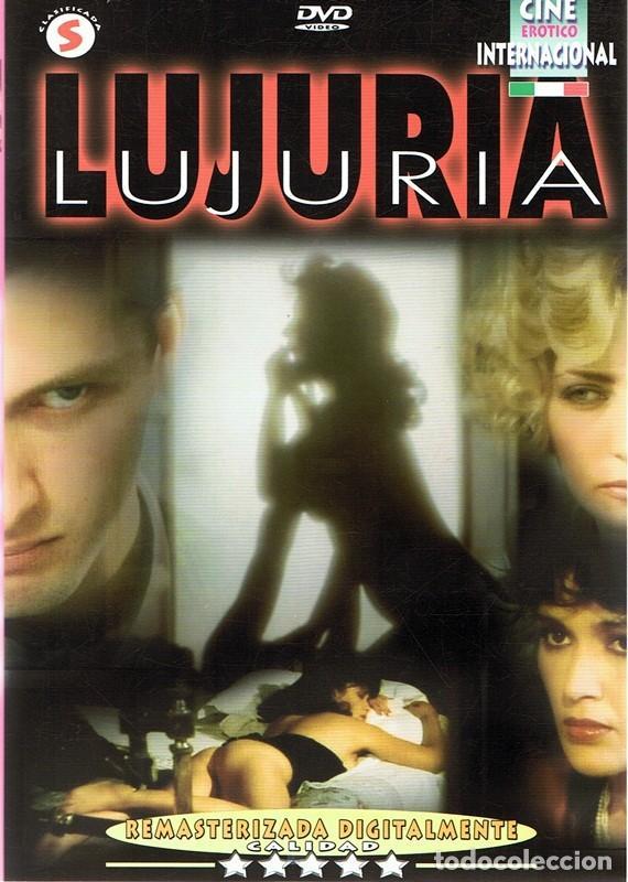 DVD LUJURIA (Cine - Películas - DVD)