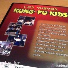 Cine: LOS NUEVOS KUNG-FU KIDS 1982 CINE DE ACCIÓN COMEDIA EN DVD EN MAL ESTADO. Lote 80517517