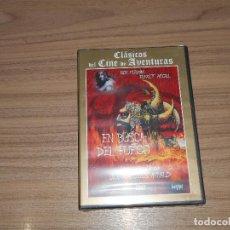 Cine: EN BUSCA DEL FUEGO DVD DE JEAN-JACQUES ANNAUD NUEVA PRECINTADA. Lote 98544234