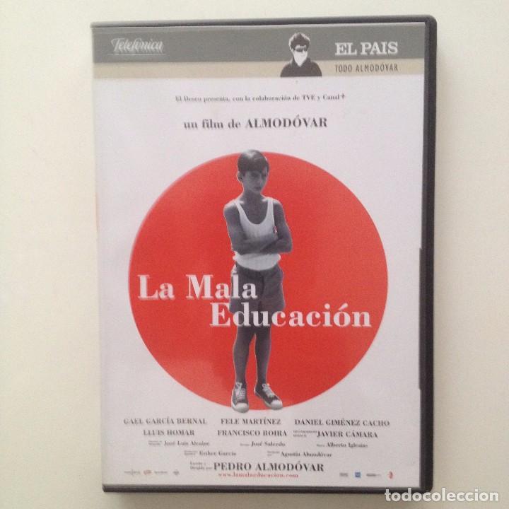 LA MALA EDUCACION /PEDRO ALMODOVAR (Cine - Películas - DVD)