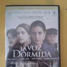 Cine: LA VOZ DORMIDA. Lote 80698950