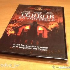 Cine: TERROR EN AMITYVILLE PELÍCULA EN DVD NUEVA Y PRECINTADA. Lote 81059516