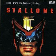 Cine: DVD JUEZ DREDD STALLONE . Lote 81181820