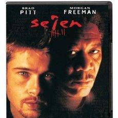 Cine: SEVEN DVD. Lote 81254059