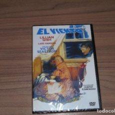Cine: EL VIENTO DVD LILLIAN GISH LARS HANSON NUEVA PRECINTADA. Lote 151720593