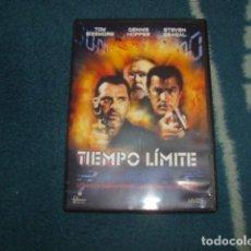 Cine: DVD TIEMPO LIMITE. Lote 81357356