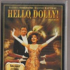 Cine: DVD CINE - HELLO, DOLLY! - NUEVO CON EL PRECINTO ORIGINAL. Lote 81636544