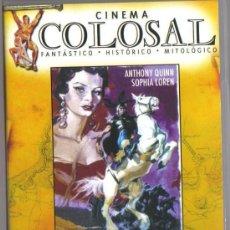 Cine: DVD CINE - ATILA, HOMBRE O DEMONIO - COMO NUEVO - UN SOLO USO . Lote 81637952