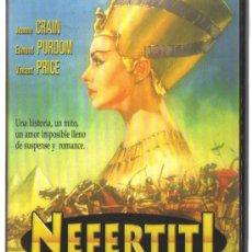 Cine: DVD CINE - NEFERTITI - COMO NUEVO - UN SOLO USO . Lote 81638068