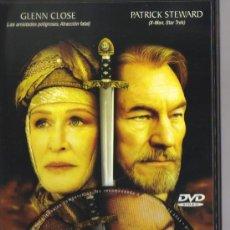 Cine: DVD CINE - EL LEON EN INVIERNO (VERSION MODERNA) 153 MINUTOS - COMO NUEVO - UN SOLO USO. Lote 81638852