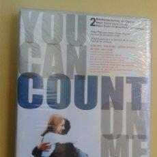 Cine: YOU CAN COUNT ON ME (PUEDES CONTAR CONMIGO) ** LAURA LINNEY, MARK RUFFALO **NUEVA Y PRECINTADA !!!!!. Lote 81729812