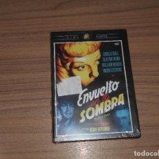 Cine: ENVUELTO EN LA SOMBRA DVD LUCILLE BALL MARK STEVENS CLIFTON WEBB NUEVA PRECINTADA. Lote 269215473