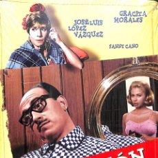 Cine: DVD OPERACIÓN SECRETARIA . GRACITA MORALES, JOSE LUIS LÓPEZ VÁZQUEZ. NUEVO!. Lote 81850172