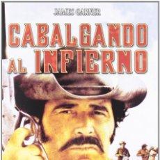Cinéma: CABALGANDO AL INFIERNO. Lote 81890536