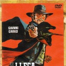 Cine: DVD ¡¡LLEGA SARTANA!! GIANNI GARKO. Lote 82004560