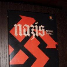 Cine: DOCUMENTAL DVD NAZIS HISTORIAS OCULTAS,CANAL HISTORIA,DISCOVERY. Lote 43520622