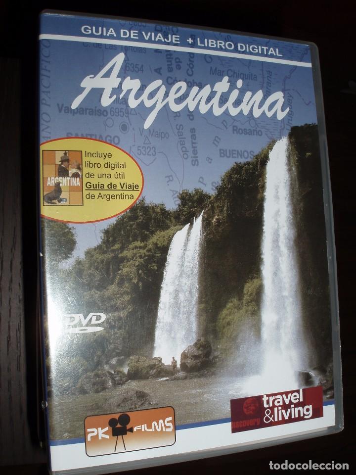 DVD DOCUMENTAL ARGENTINA (Cine - Películas - DVD)