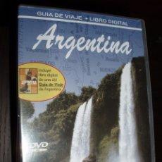 Cine: DVD DOCUMENTAL ARGENTINA. Lote 82348852