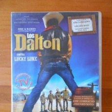 Cine: DVD LOS DALTON CONTRA LUCKY LUKE (Y3). Lote 82375532