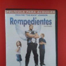 Cine: ROMPEDIENTES (DWAYNE JOHNSON). Lote 82411484