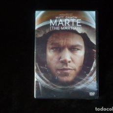 Cine: MARTE THE MARTIAN, MATT DAMON - DVD NUEVO PRECINTADO. Lote 100572411