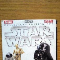 Cine: DVD PARA COLECCIONISTAS STAR WARS - HEROES & VILLAINS - 2 DVD. Lote 82693552