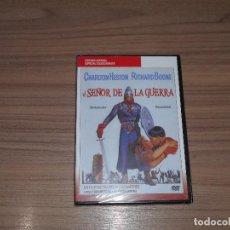 Cine: EL SEÑOR DE LA GUERRA EDICION LIMITADA COLECCIONISTA 2 DISCOS DVD + CD BANDA SONORA PRECINTADA. Lote 126070444