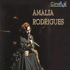 Cine: AMALIA RODRIGUES - LIVE... IN CONCERT DVD NUEVO Y PRECINTADO. Lote 175509565