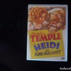 Cine: HEIDI SHIRLEY TEMPLE - DVD NUEVO PRECINTADO. Lote 268869824
